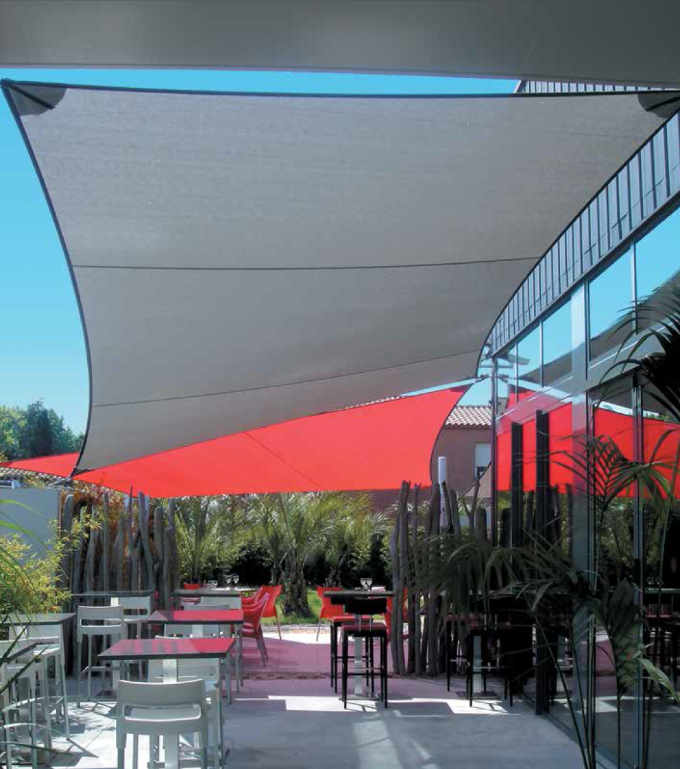 Voile D Ombrage Grand Vent voiles d'ombrage protection terrasse